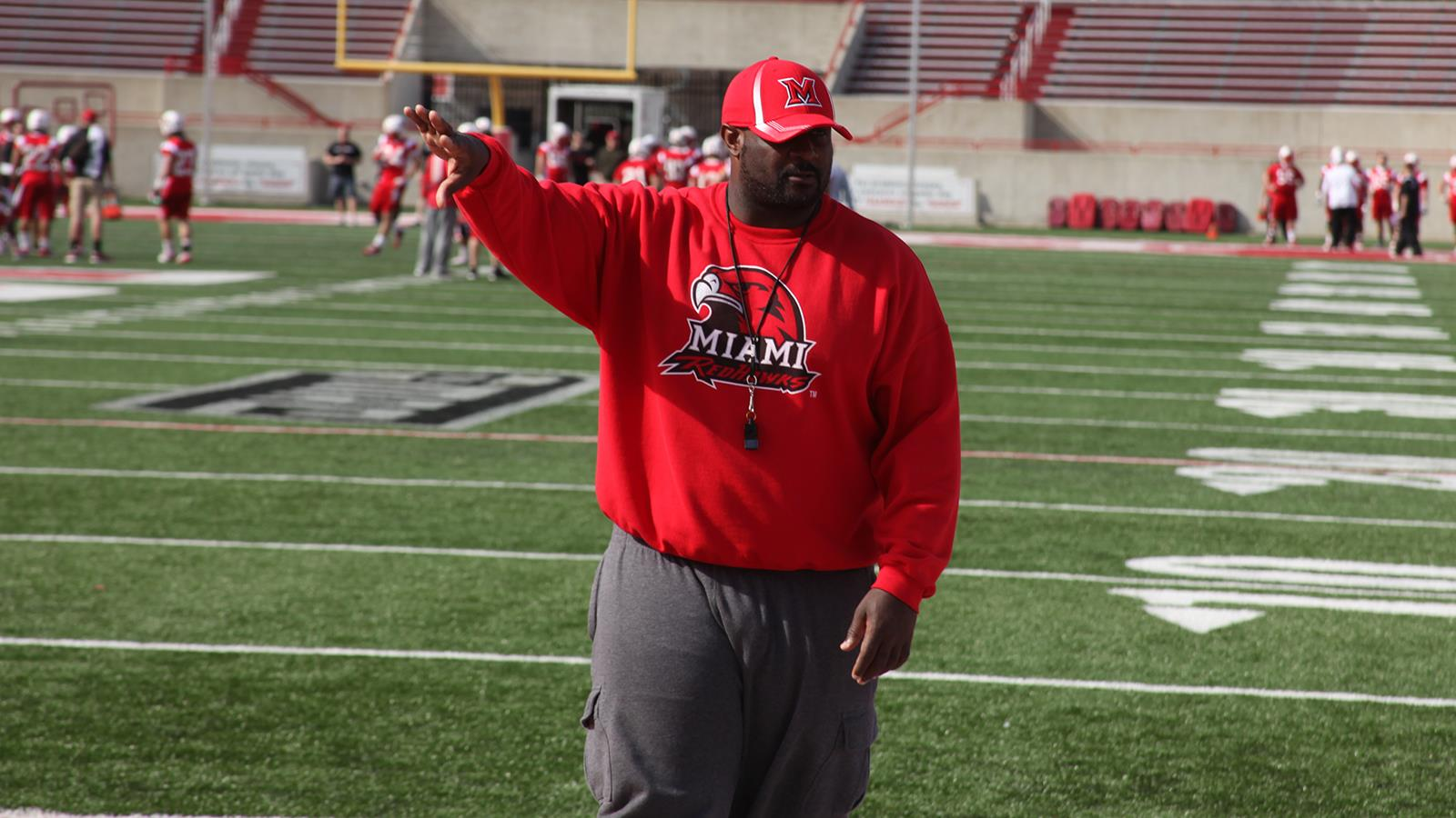 Corey Brown Hired as Defensive Line Coach - Rutgers University ...
